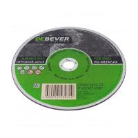 Круг отрезной по металлу Debever 230х22х2,5 мм