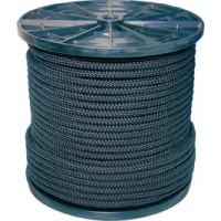 Шнур плетеный полипропиленовый 12 прядей черный