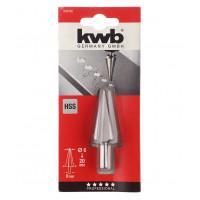 Сверло по металлу конусное KWB (5251