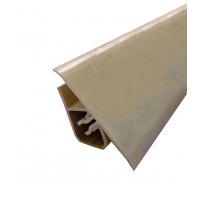 Уголок ПВХ двухсоставной для кафельной плитки внутренний