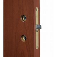 Дверное полотно Verda ДПГ итальянский орех глухое