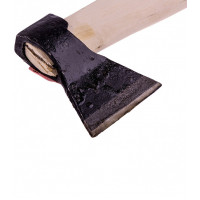 Топор кованый с деревянной ручкой 900 г