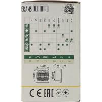 Вентилятор осевой ERA 4S 150х150 мм d100