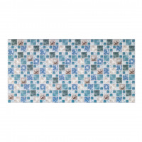 Панель ПВХ 955х480х2 мм Мозаика морской бриз