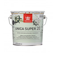 Лак алкидно уретановый яхтный Tikkurila Unica Super