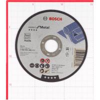 Круг отрезной по металлу Bosch (2608603396) 125х22х1