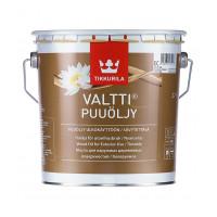 Масло Tikkurila Valtti Puuoljy для наружных деревянных