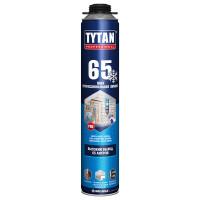 Пена монтажная Tytan 65 O2 профессиональная зимняя