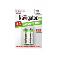 Аккумулятор Navigator АА пальчиковый LR6 1,2