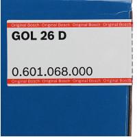 Нивелир оптический Bosch GOL 26D (601068000)