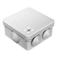 Коробка уравнивания потенциалов Промрукав для открытой проводки