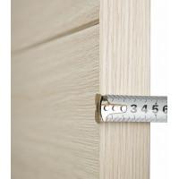 Дверное полотно Verda Турин 05 дуб бежевый