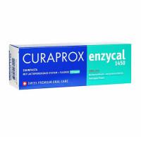 Curaprox Паста зубная enzycal 1450ppm содержание фторидов