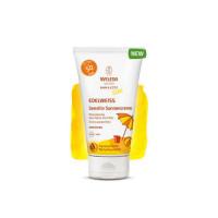 Weleda Натуральный солнцезащитный крем для младенцев