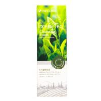 3W Clinic Пенка для умывания с зеленым