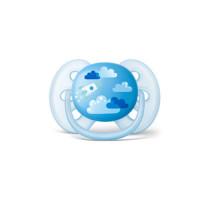 Avent Соска пустышка силиконовая ортодонтическая (6
