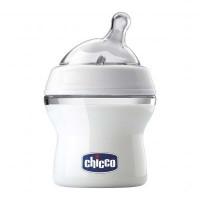 Chicco Бутылочка с силиконовой соской с наклоном