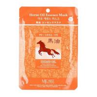 Mijin Маска тканевая конский жир Horse