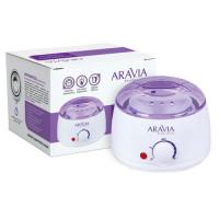 Aravia professional Нагреватель с термостатом (воскоплав) 500 мл, 1 шт (Aravia professional, Аксессуары)