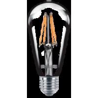 Светодиодная лампа Philips E27 2700K (тёплый) 7