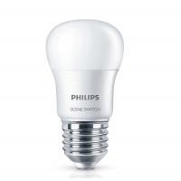 Светодиодная лампа Philips SceneSwitch E27 6500K