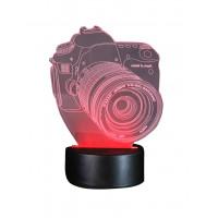 3D лампа Veila 3D Фотоаппарат 9656