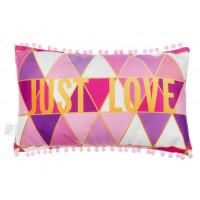 Подушка Этель Just Love 50x30cm 4027798
