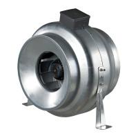 Канальный вентилятор Blauberg Centro MZ 100