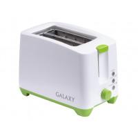 Тостер Galaxy GL2907 White Green