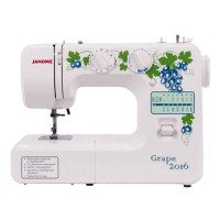 Швейная машинка Janome Grape 2016 White