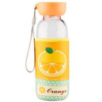 Бутылка для воды FUN в чехле