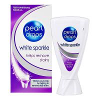 Зубная паста PEARL DROPS WHITE SPARKLE отбеливающая