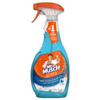 Средство для мытья стекол МИСТЕР МУСКУЛ ТРИГГЕР