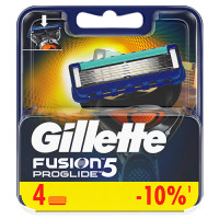 Кассеты для станка GILLETTE FUSION PROGLIDE