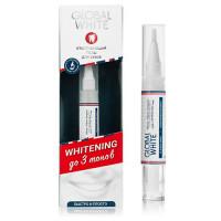 Гель карандаш для зубов GLOBAL WHITE отбеливающий