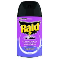 Аэрозоль против насекомых RAID Лаванда 300 мл