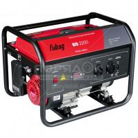 Генератор бензиновый Fubag BS 2200, 2.2 кВт