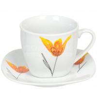 Сервиз чайный из керамики, 12 предметов, Поэзия