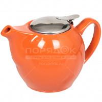Чайник заварочный керамический, 750 мл, Палитра BRSG