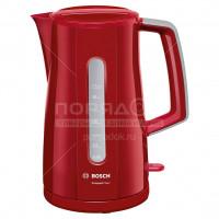Чайник электрический пластиковый Bosch TWK 3A014,