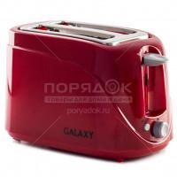 Тостер Galaxy GL 2902, 0.8 кВт