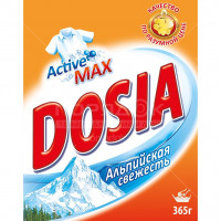 Стиральный порошок для ручной стирки Dosia Альпийская