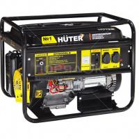 Генератор бензиновый Huter DY8000LX, 6.50 кВт