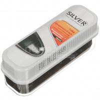 Губка для обуви черная Silver Professional PS1001