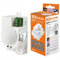 Датчик движения TDM Electric SQ0324 0015 120°+360°,