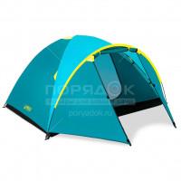 Палатка 4 местная Bestway 68091, (210+100см)х240х130 см