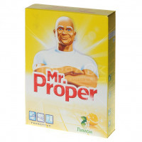 Средство для мытья пола Mr.Proper Лимон,
