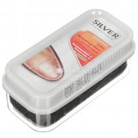 Губка для обуви прозрачная Silver Professional PS1002