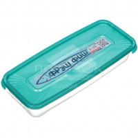 Контейнер пищевой пластмассовый Полимербыт для рыбы С440,