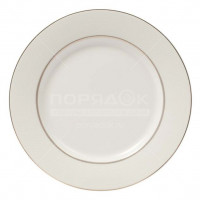 Тарелка обеденная фарфоровая, 270 мм, Dinner